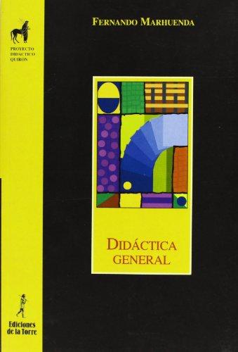 9788479602895: Didáctica general