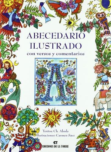 Abecedario ilustrado con versos y comentarios (Paperback): Ch. Abada
