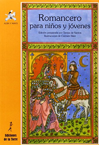 9788479605131: Romancero para niños (Biblioteca Alba y Mayo, Poesía)