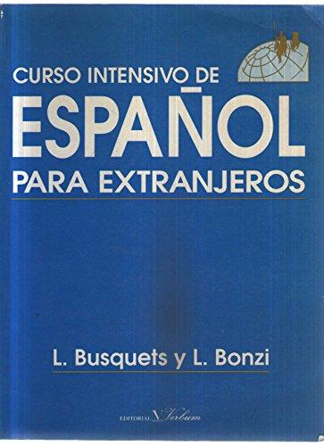 9788479620295: Curso intensivo de español para extranjeros (Cervantes)