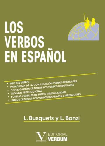 9788479620417: Los verbos en espa�ol (Spanish Edition)