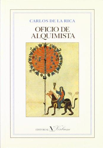 9788479620707: Oficio de alquimista (Poesía)
