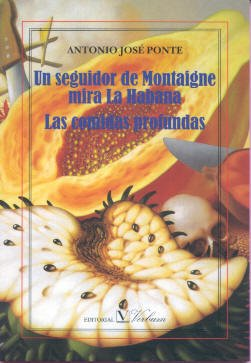 9788479621681: Un seguidor de Montaigne mira La Habana. Las comidas profundas. (Verbum Narrativa) (Spanish Edition)