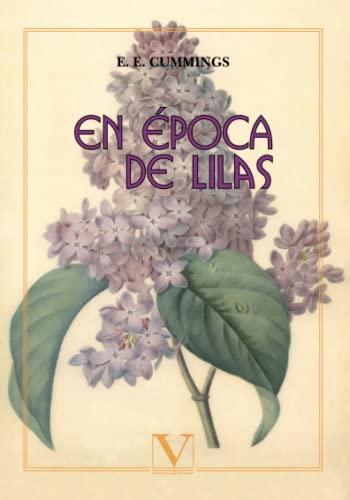 9788479623111: En época de lilas (Spanish Edition)