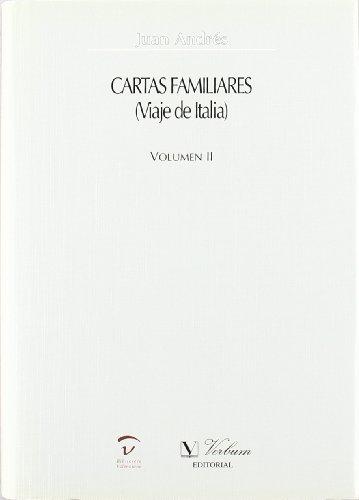 9788479623159: Cartas familiares: 2 (Mayor)