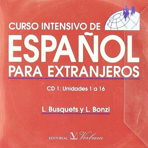 9788479623678: CD-ROM 1 y 2 de Curso Intensivo de Español para Extranjeros (Cervantes)