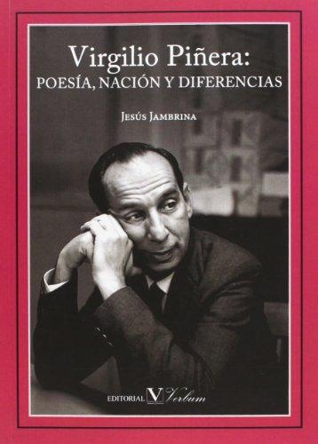 9788479628062: Virgilio Pinera: Poesia, nacion y diferencias (Spanish Edition)