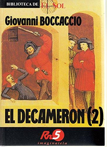 9788479690212: El decameron. Volumen II seleccion