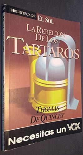 9788479691653: La rebelión de los tártaros