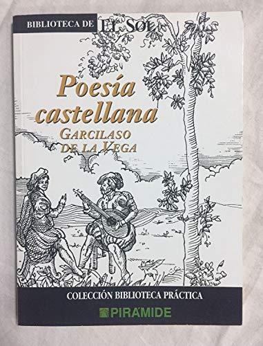 9788479692469: Poesía castellana
