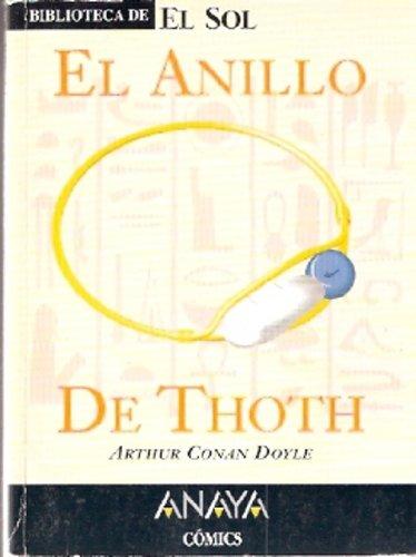 9788479692568: El anillo de Thoth