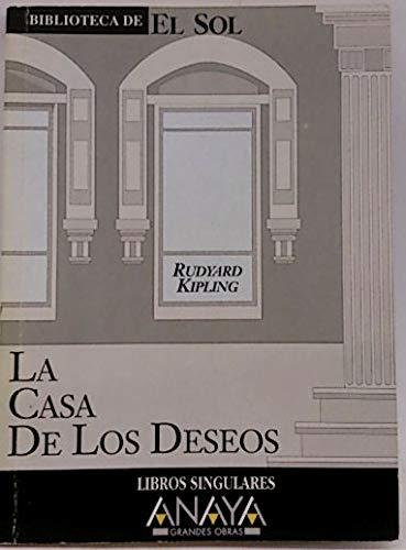 déficit Popa Visualizar  9788479692933: LA CASA DE LOS DESEOS - AbeBooks - KIPLING, Rudyard:  8479692936