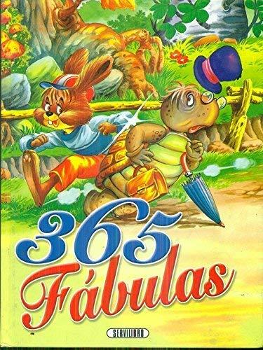 9788479710521: 365 Fabulas