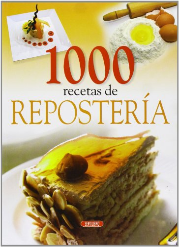 9788479712723: 1000 Recetas De Reposteriaposible Isbn 84-7971-272-4