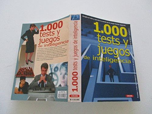 1000 PASATIEMPOS TEST Y JUEGOS D/INT: N/A