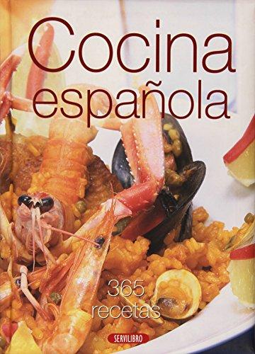 9788479715243: Cocina española : 365 recetas