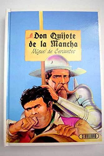 9788479715663: DON QUIJOTE DE LA MANCHA (ADAPTACION JUVENIL)