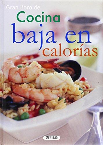 9788479716257: Gran Libro De Cocina Baja En Calorias