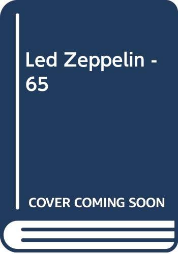 Led Zeppelin - 65 (Spanish Edition): Llorente, Jesus