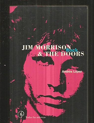 9788479742140: Jim Morrison and The Doors