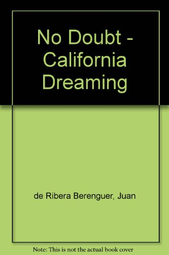 9788479742690: No Doubt - California Dreaming (Spanish Edition)