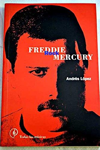 9788479743642: Freddie mercury rock