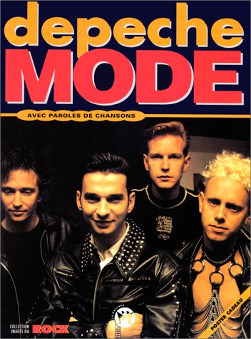 9788479745165: Depeche Mode (Images du Rock)