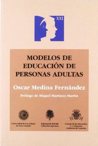 9788479760175: Modelos de educación de personas adultas (Monografía)