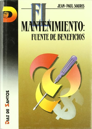 EL MANTENIMIENTO - SOURIS, JEAN-PAUL