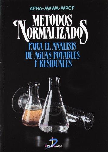 9788479780319: Metodos Normalizados Para Analisis de Aguas Potables y Residuales (Spanish Edition)