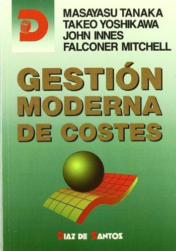 9788479782870: Gestión moderna de costes