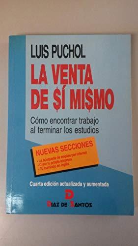 9788479783013: La Venta de Si Mismo (Spanish Edition)