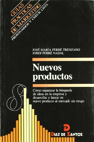 Nuevos Productos (Spanish Edition): Jose Maria Ferre