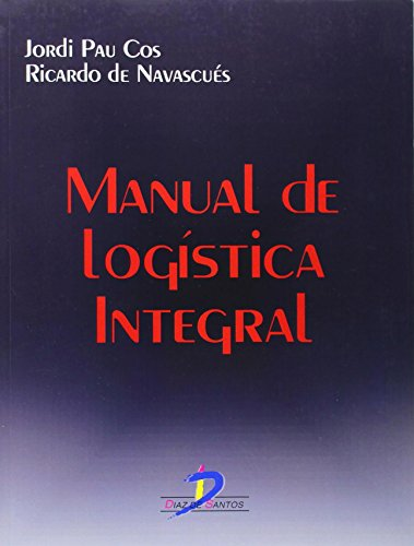 MANUAL DE LOGÍSTICA INTEGRAL: Pau i Cos,