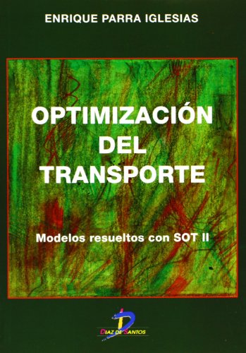 9788479783846: Optimización del transporte