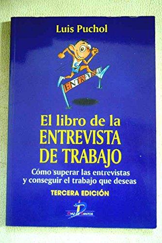 9788479784676: El libro de la entrevista de trabajo