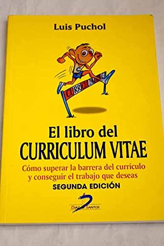 9788479785345: El Libro del curriculum Vitae