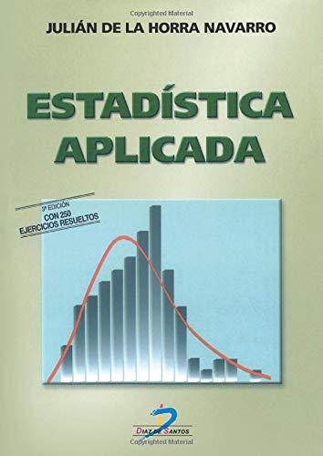 9788479785543: Estadística aplicada (Spanish Edition)
