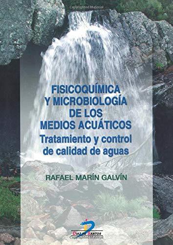 9788479785901: Fisicoquímica y microbiología de los medios acuáticos (Spanish Edition)