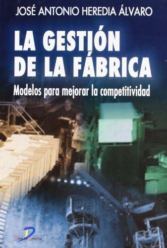 9788479786168: La Gestion de La Fabrica (Spanish Edition)