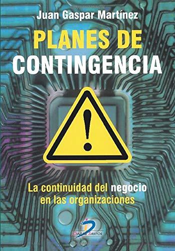 9788479786472: Planes De Contingencia