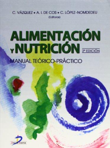 ALIMENTACIÓN Y NUTRICIÓN: VÁZQUEZ MARTÍNEZ, CLOTILDE;DE