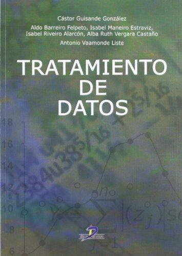 Tratamiento de Datos (Spanish Edition): Guisande, C.