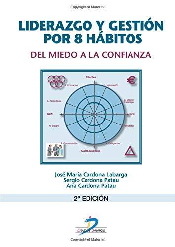 Liderazgo y gestión por 8 hábitos (Spanish: Patau, Sergio Cardona