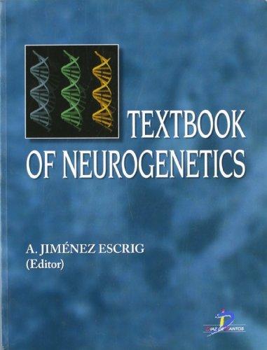 Textbook of Neurogenetics: ADRIANO, JIMENEZ ESCRIG