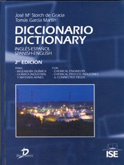 Diccionario español-inglés / inglés-español para ingeniería química,: Gracia, José María