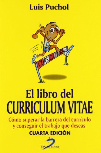 El libro del curriculum vitae: Luis Puchol