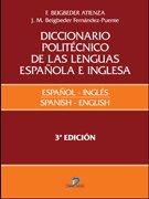 9788479788704: Diccionario politécnico de las lenguas española e inglesa: Inglés-Español (English-Spanish) V. 1