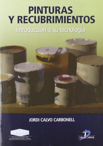 9788479788834: PINTURAS Y RECUBRIMIENTOS (Spanish Edition)