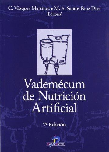9788479789022: Vademecum de nutrición artificial